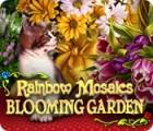 Rainbow Mosaics: Blooming Garden juego