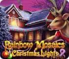 Rainbow Mosaics: Christmas Lights 2 juego