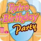 Retro Birthday Party juego