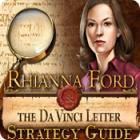 Rhianna Ford & the DaVinci Letter Strategy Guide juego