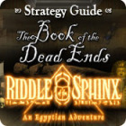 Riddle of the Sphinx Strategy Guide juego