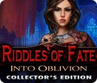 Riddles of Fate: Into Oblivion Collector's Edition juego