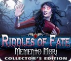 Riddles of Fate: Memento Mori Collector's Edition juego