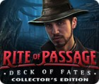 Rite of Passage: Deck of Fates Collector's Edition juego