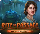 Rite of Passage: Hackamore Bluff juego