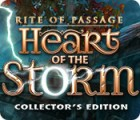 Rite of Passage: Heart of the Storm Collector's Edition juego