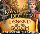 Royal Detective: Legend Of The Golem Collector's Edition juego