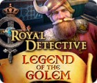 Royal Detective: Legend of the Golem juego