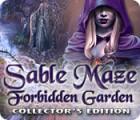 Sable Maze: Forbidden Garden Collector's Edition juego