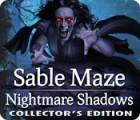 Sable Maze: Nightmare Shadows Collector's Edition juego