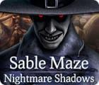 Sable Maze: Nightmare Shadows juego