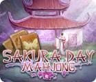Sakura Day Mahjong juego