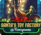 Santa's Toy Factory: Nonograms juego