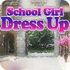School Girl Dress Up juego