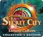 Secret City: London Calling Collector's Edition juego