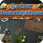 Secret Investigation juego