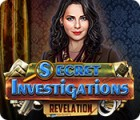 Secret Investigations: Revelation juego