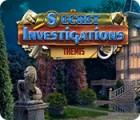 Secret Investigations: Themis juego