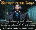 Secrets of the Dark: El Misterio de la Finca Familiar Edición Coleccionista juego