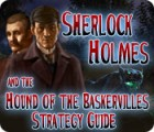 Sherlock Holmes and the Hound of the Baskervilles Strategy Guide juego