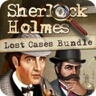 Sherlock Holmes Lost Cases Bundle juego