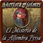 Sherlock Holmes: El Misterio de la Alfombra Persa juego