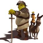 Shrek: Concentration juego