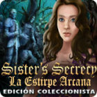 Sister's Secrecy: La Estirpe Arcana Edición Coleccionista juego