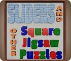 Sliders and Other Square Jigsaw Puzzles juego