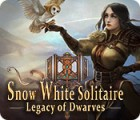 Snow White Solitaire: Legacy of Dwarves juego