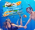 Solitaire Beach Season: A Vacation Time juego