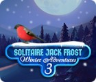 Solitaire Jack Frost: Winter Adventures 3 juego