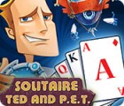 Solitaire: Ted And P.E.T. juego