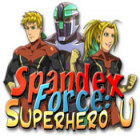 Spandex Force: Superhero U juego