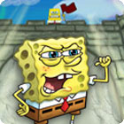 SpongeBob SquarePants: Sand Castle Hassle juego