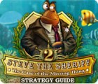 Steve the Sheriff 2: The Case of the Missing Thing Strategy Guide juego