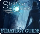 Strange Cases: The Lighthouse Mystery Strategy Guide juego