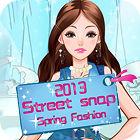 Street Snap Spring Fashion 2013 juego
