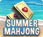 Summer Mahjong juego