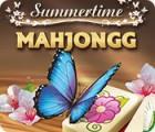 Summertime Mahjong juego