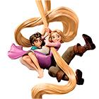 Rapunzel Juego de memoria juego