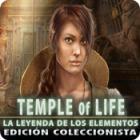 Temple of Life: La Leyenda de los Elementos Edición Coleccionista juego