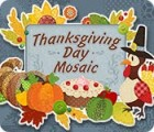 Thanksgiving Day Mosaic juego