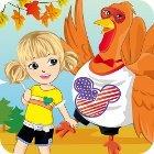 Thanksgiving Turkey Dress-Up juego