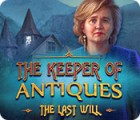 The Keeper of Antiques: The Last Will juego
