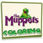 Los Muppets la pelicula - Juego de Colorear juego