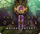The Secret Order: Intención Enmascarada juego