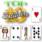 Top 10 Solitaire juego