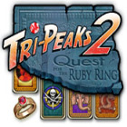 Tri-Peaks 2: Quest for the Ruby Ring juego