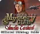 Unsolved Mystery Club: Amelia Earhart Strategy Guide juego